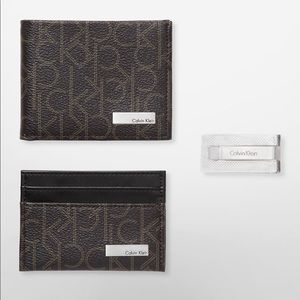 Calvin Klein Gift Set Wallet